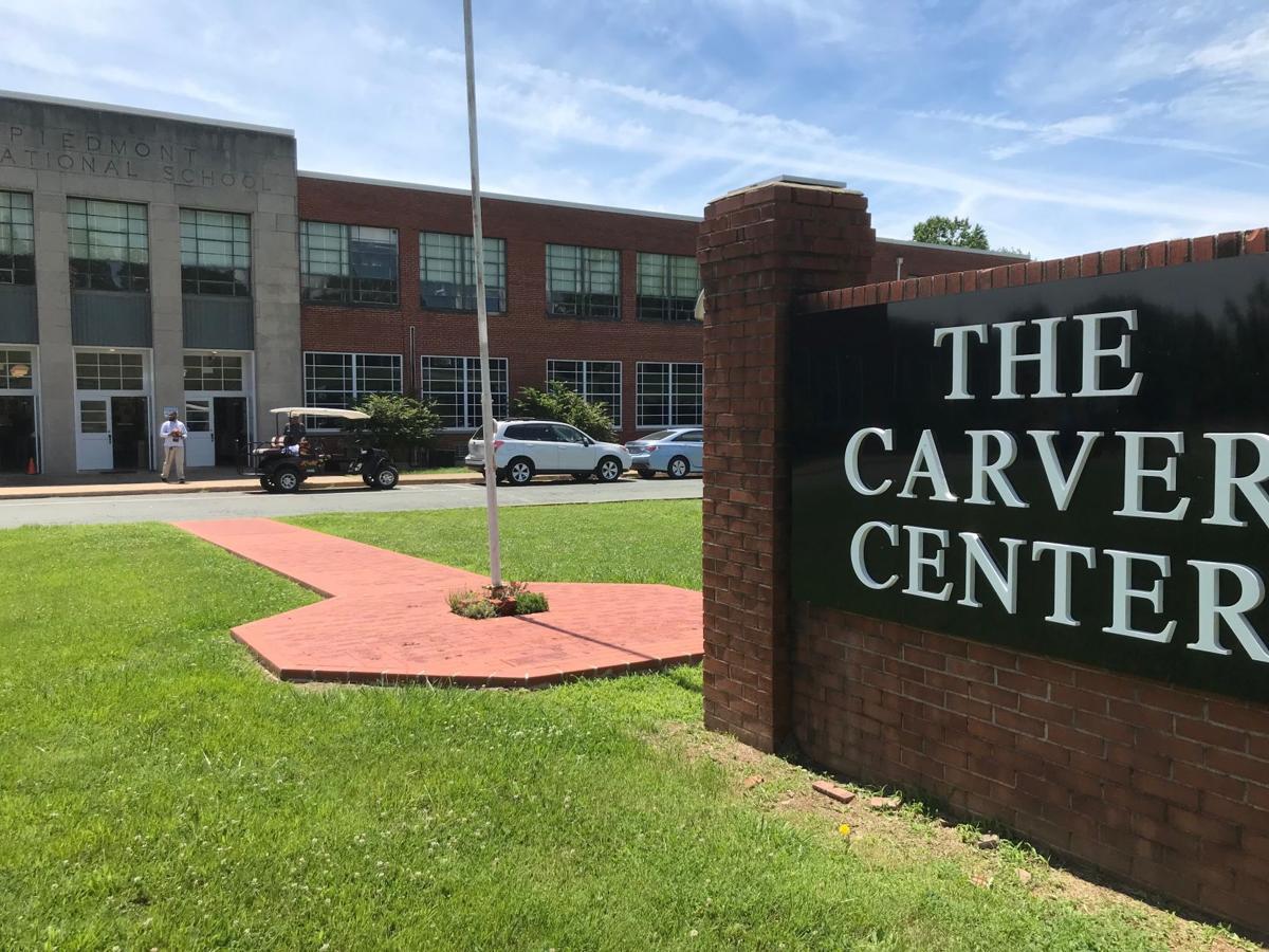 George Washington Carver Regional High School
