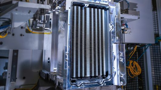 GM Hydrotec fuel cell