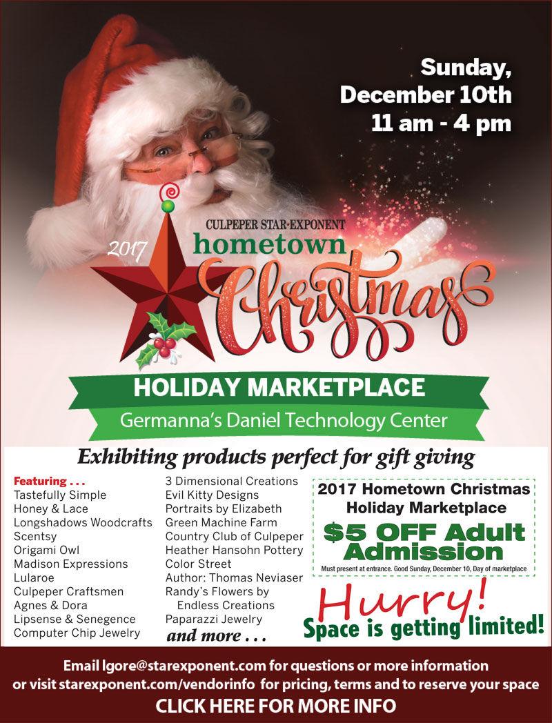 Hometown Christmas Expo