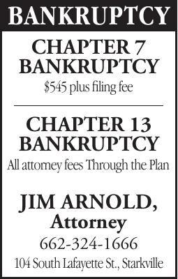 Jim Arnold, Attorney