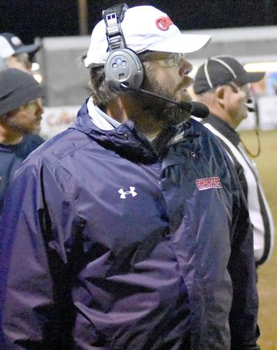 Ben Ashley steps down at Choctaw County