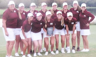 Mississippi State women's golf