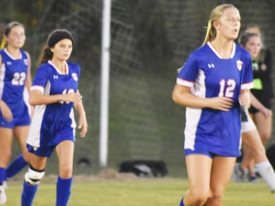 Starkville Academy girls soccer