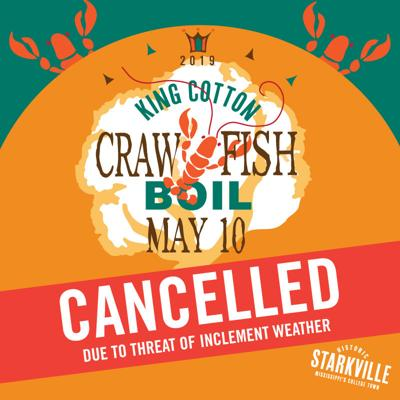 King Cotton Crawfish Boil