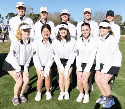 Starkville High School golf