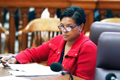 Sen. Angela Turner Ford AP
