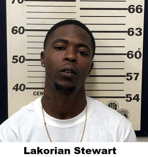 Lakorian Stewart