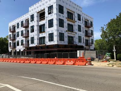 Construction Cotton District 2019