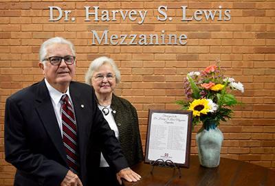 HARVEY LEWIS