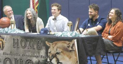 Isaac Buckner signs with MUW