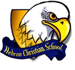 Hebron Christian School softball
