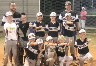 Starkville 10-year-old Dizzy Dean All-Stars