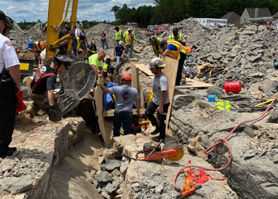 BELOW THE SURFACE: SFD officials give detailed account of rescue operation prompted by deadly trench collapse