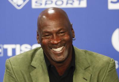 Michael Jordan Clinic Donations