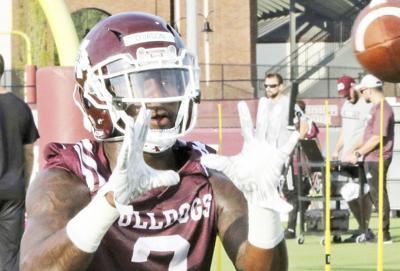 Wide receiver Jason returns to MSU