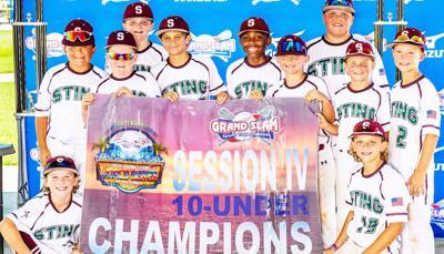 Starkville Sting 10U baseball