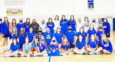 Starkville Academy basketball