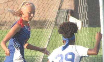 Starkville Academy soccer