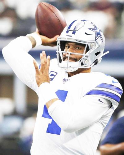 Tracking Dak: Prescott performs well again for Cowboys