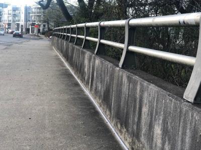 University Drive bridge