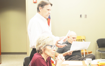 Aldermen receive Cornerstone update at work session