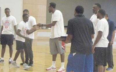 The Elite Travis Outlaw Basic Skills Basketball Camp