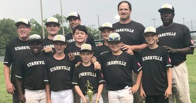 Starkville 12-year-old All-Stars
