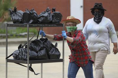 Virus Outbreak Mississippi