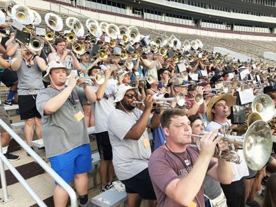 Famous Maroon Band 2019
