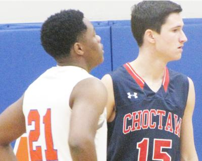 Starkville Academy-Choctaw County basketball