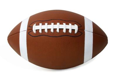 Area high school football scores