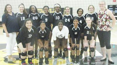 Starkville High School volleyball