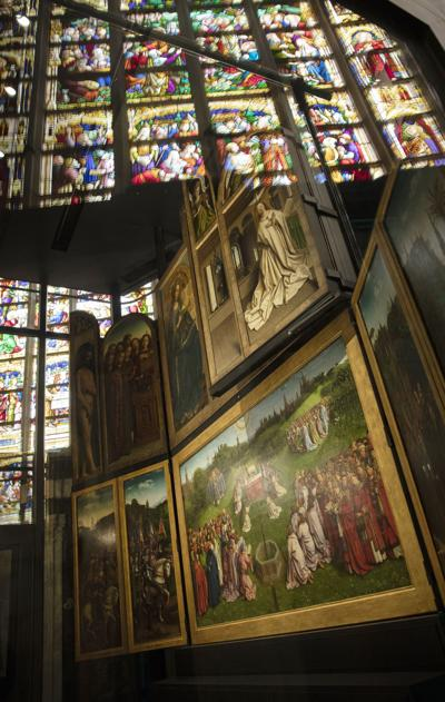 Belgium Art Theft Mystery