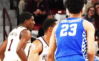 Mississippi State men's basketball