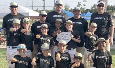 Starkville 8-year-old All-Stars