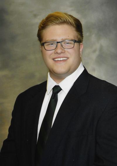 SCS Valedictorian Jordan Womack