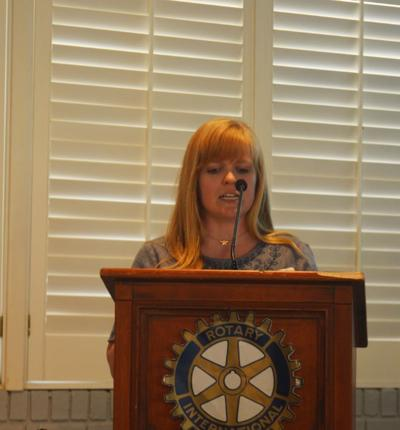 Rotary gets Salvation Army update