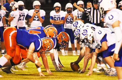 Starkville Academy football