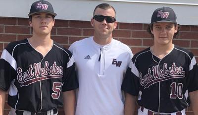 East Webster baseball