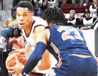 Mississippi State men's basketball