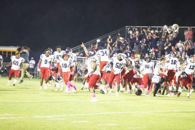 Choctaw County football