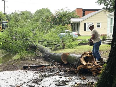 Barry Starkville damage