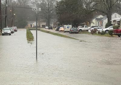 Scales Street and Lindberg Boulevard flood