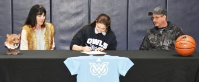 Starkville Christian School signing