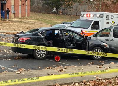 Brookville Garden shooting vehicle