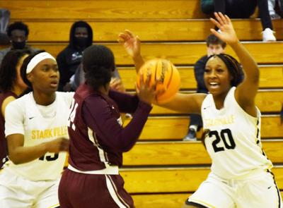 Starkville High School girls basketball
