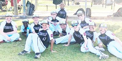 Starkville youth baseball