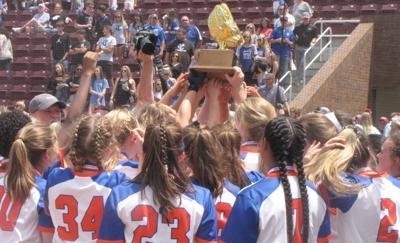 State championship softball