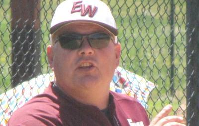 East Webster softball