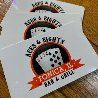 aces and eights - Auction